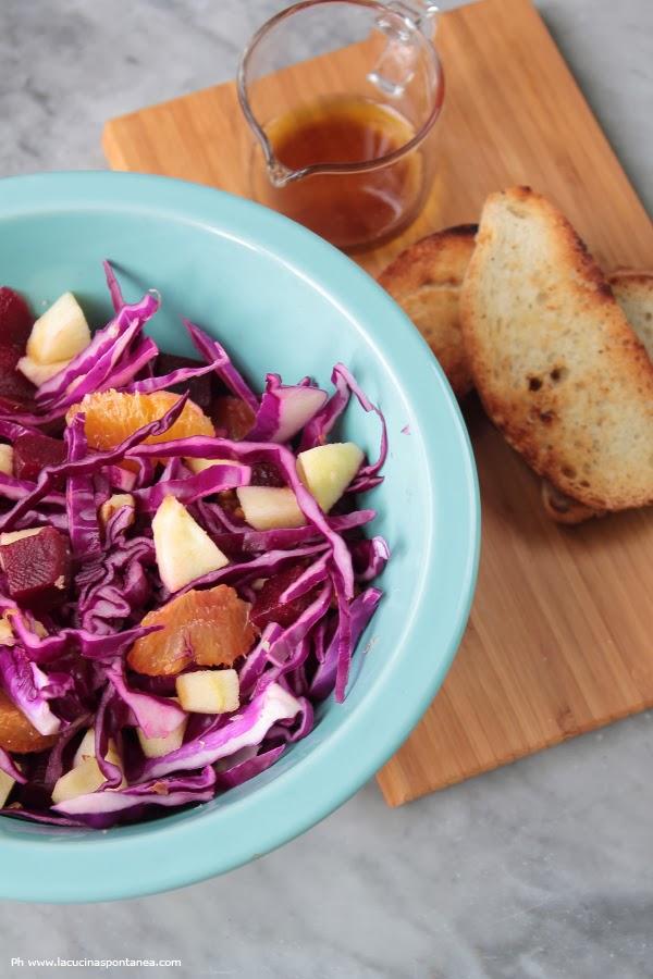 l'insalata invernale
