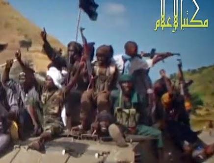 new terrorist group kaduna