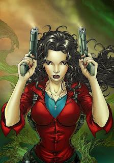 Gambar Anita Blake : Vampire Hunter