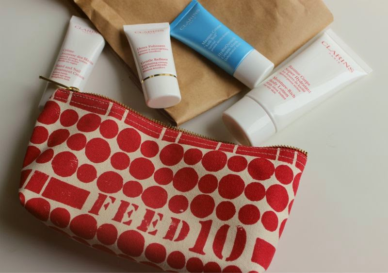 Clarins FEED 10 A Gift with Purpose