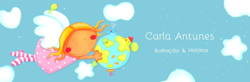 Ilustração de Carla Antunes