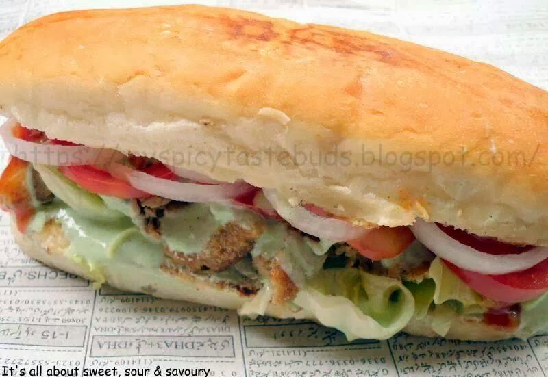 shami bun kabab