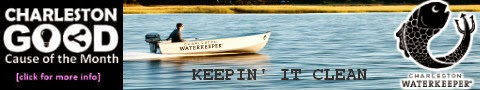 Charleston Waterkeeper is Keepin' it Clean!