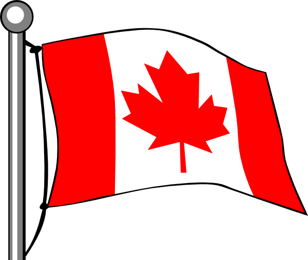 Kanada bayrak resimleri