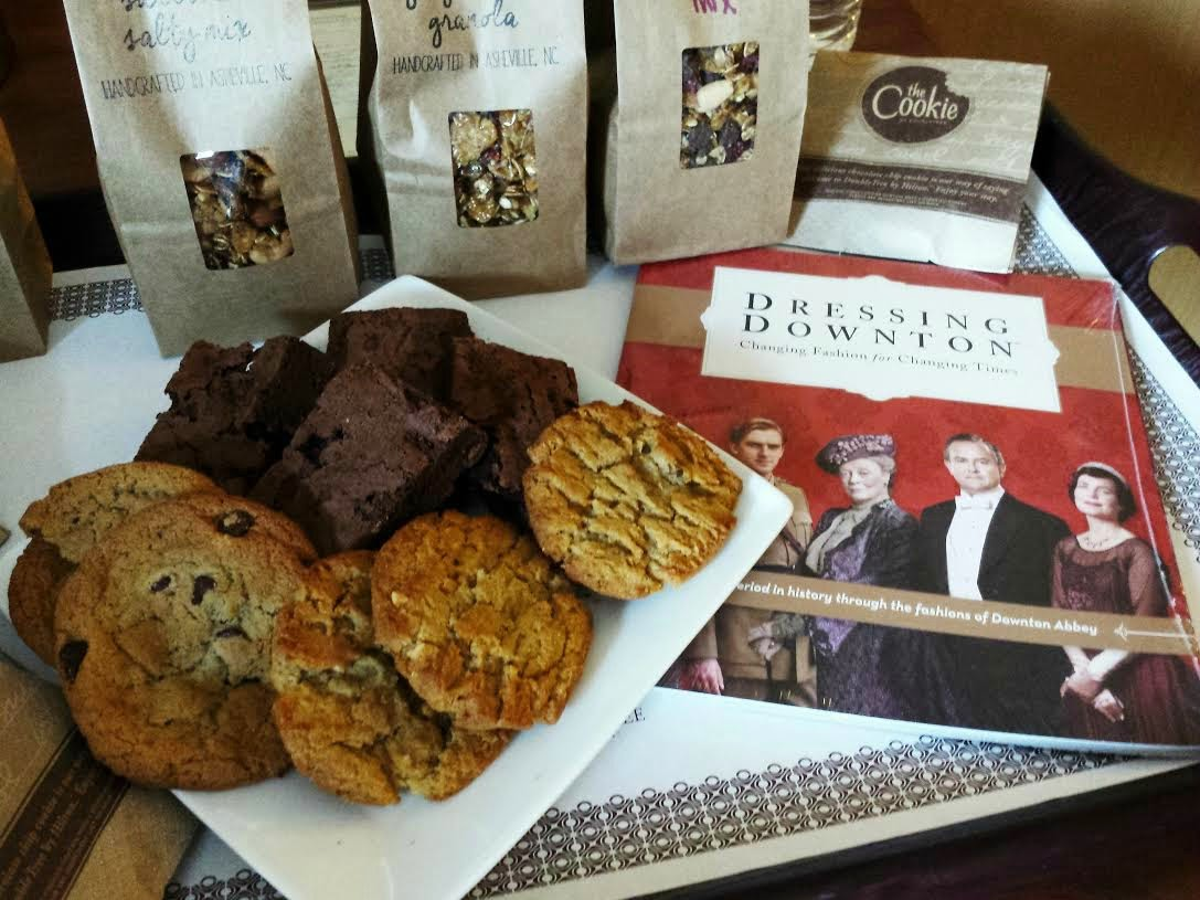 The Downton Abbey package at DoubleTree Biltmore