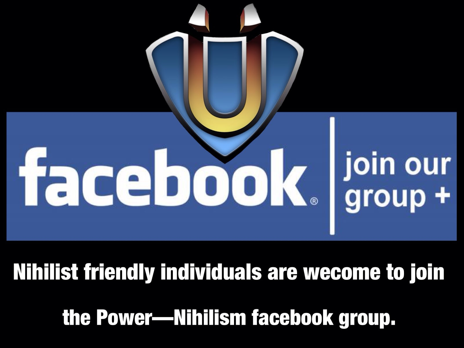 Power—Nihilism Facebook Group