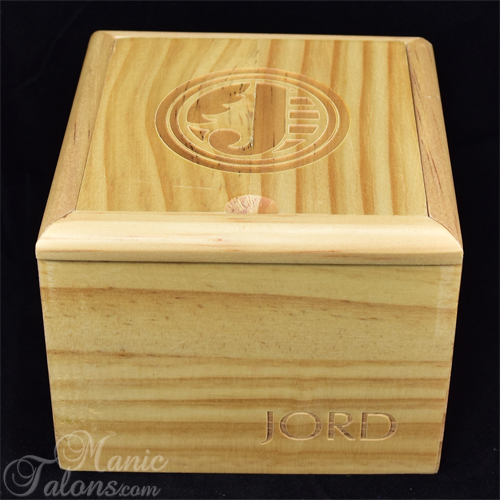 Jord Wood Watch Presenstation Box