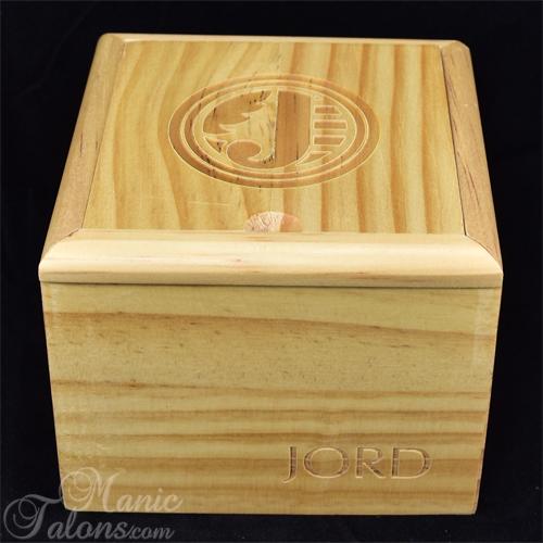 Jord Wood Watch Presenstation Box
