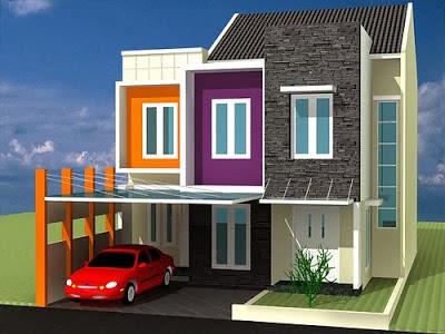 Warna Rumah Cantik Minimalis