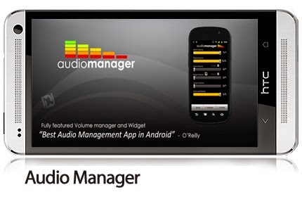 Audio Manager 3.0.2 Hide In Pro Для Андроид