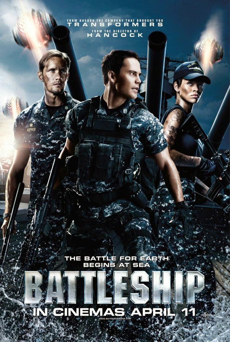 Battleship ยุทธการเรือรบพิฆาตเอเลี่ยน [HD][พากย์ไทย]