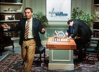 Kasparov perd contre Deep Blue en 1 heure en 1997 - Photo © Chess & Strategy