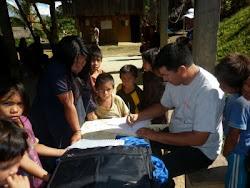 COMUNIDAD NATIVA ASHANINKA DE PAVENI EN EL CENTRO POBLADO DE TAMBO DEL ENE, DISTRITO DE PICHARI