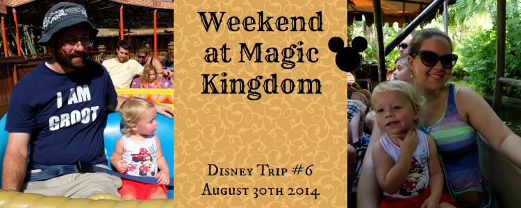 Sweet Turtle Soup: Weekend at Magic Kingdom - Disney Trip