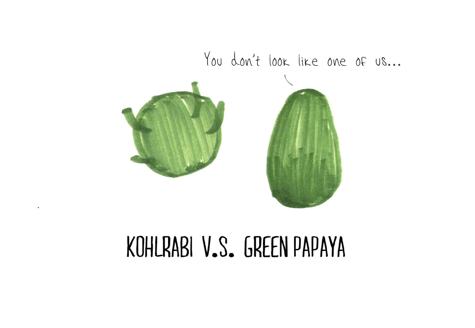 how to cook kohlrabi greens