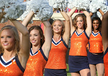 2015 University of Virginia Cheerleaders