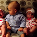 This baby got confused and the reaction is hilarious!