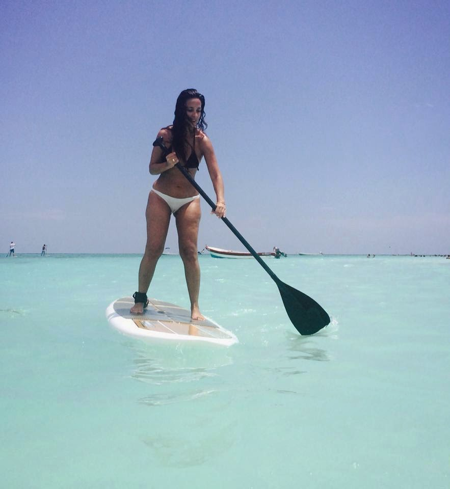 Stand up paddle em Xpu-ha