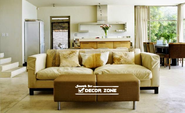 12 creative modern living room designs and ideas for Modern living room designs small spaces