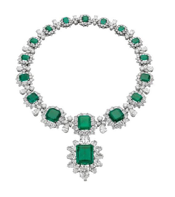 Bulgari Wedding Bands 69 Cool Platinum with emeralds and