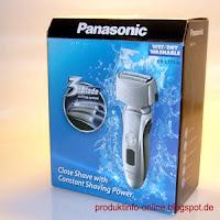 sehr guter Rasierer von Panasonic