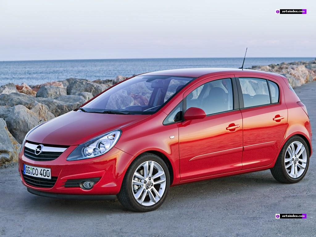 Cars Opel Corsa