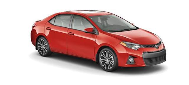 2017 Toyota Corolla Changes