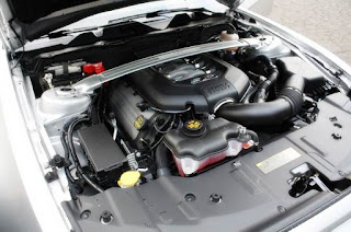2015 Ford Mustang Horsepower New Engine