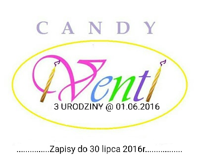 Candy urodzinowe 3 u Iventi