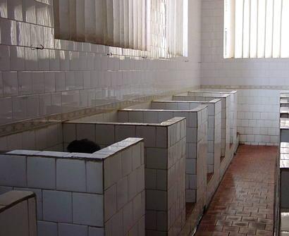 Gamer Stuck In China Send Dice Stuck In Weirdness. Bathroom In Chinese  Gamer Stuck In China Send Dice Stuck In