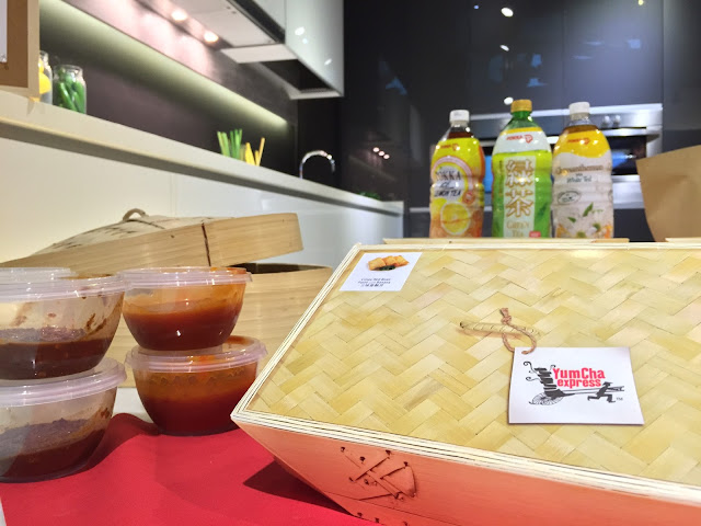 Yum Cha Express - Food Delivery Singapore