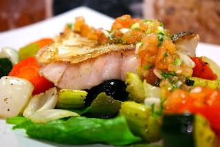 Fish Provençale