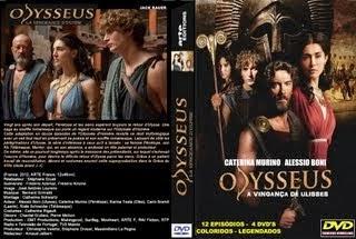 ODYSSEUS - A VINGANÇA DE ULISSES - MINISSÉRIE COMPLETA