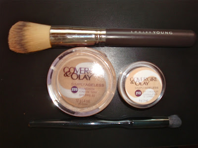 cover girl olay simply ageless foundation