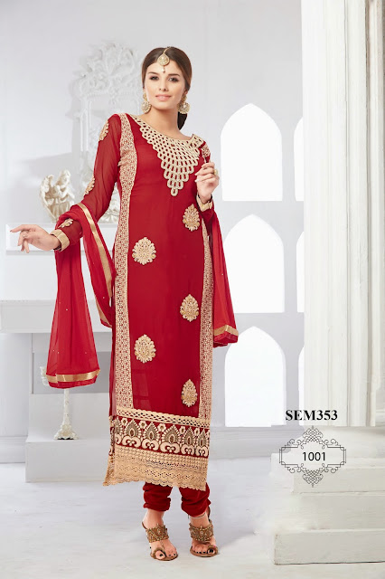 New Georgette Salwar Kameez – WholeSale Supplier