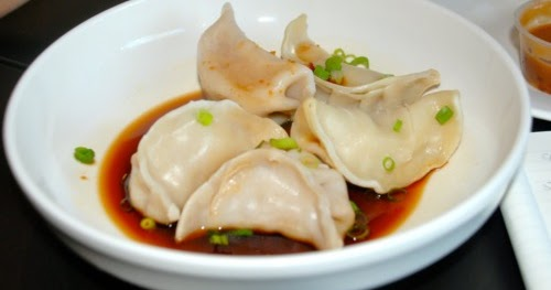 Steamed Pork Dumplings with Ginger ~ Is Yummy