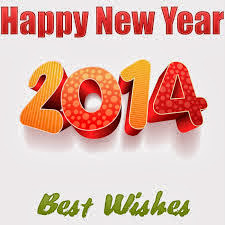 Gambar Kata Ucapan Selamat Tahun 2014 Terbaru WYATB