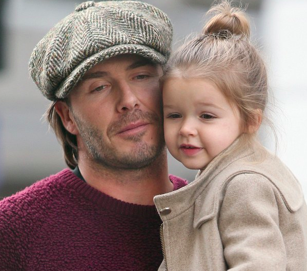 HARPER BECKHAM Fashion Blog: December 2013