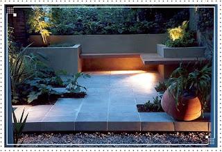 taman+minimalis 01 Gambar Model Taman Rumah Minimalis Modern