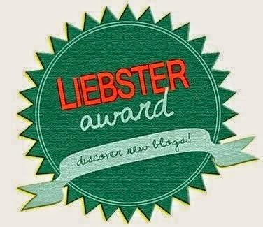 Liebster award - vándordíj