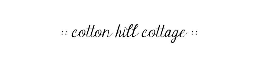 Cotton Hill Cottage