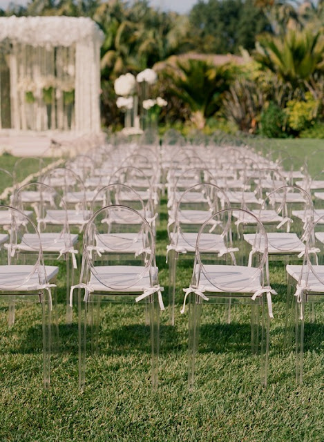 Platinum Touch Events Trend Alert Ghost Chairs