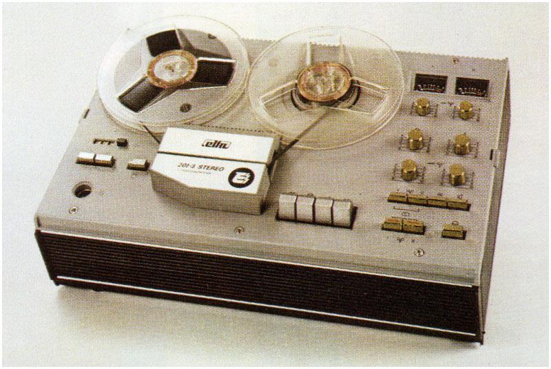 магнитофон-приставка собранный