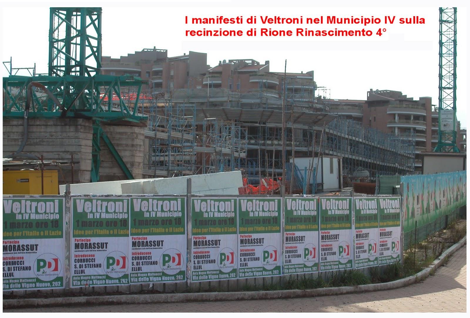 Tg roma talenti prosegue il massacro del nostro amato for Come leggere i piani del cantiere