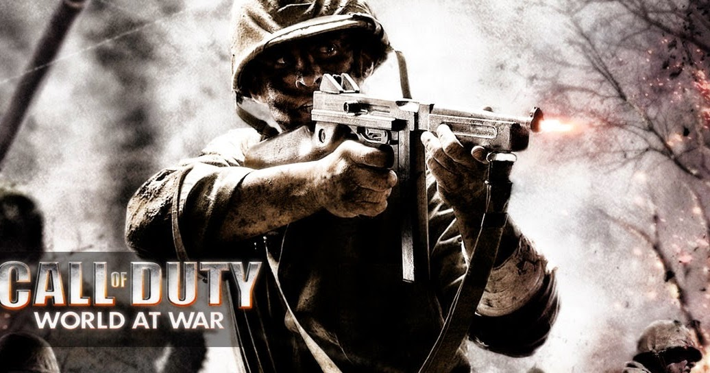 Как сделать в call of duty world at war зомби