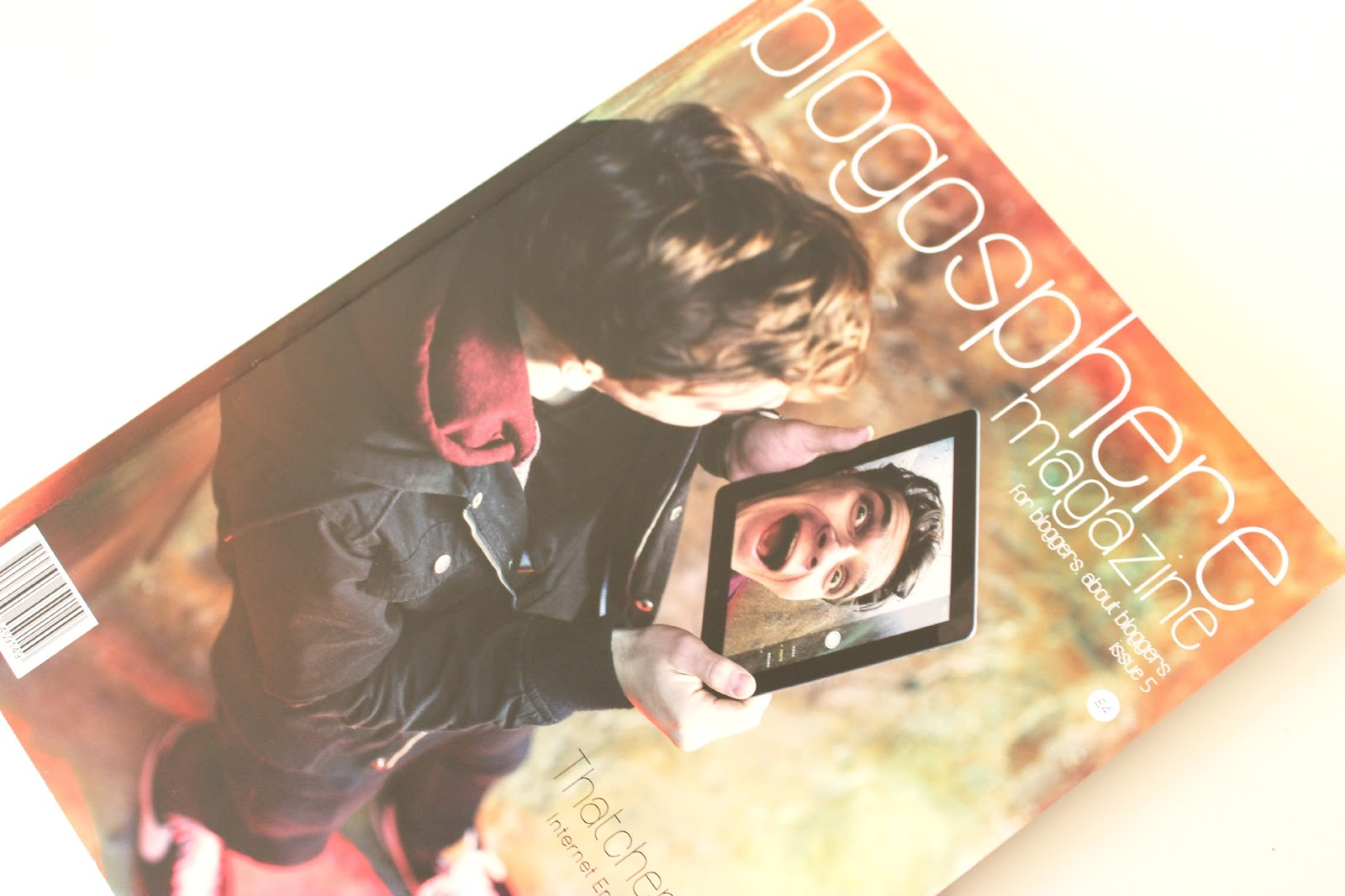 A picture of Blogosphere Magazine Issue 5