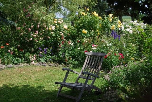 Mon jardin mes merveilles bienvenue - Le beau jardin du paresseux ...