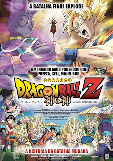 Dragon Ball Z: A Batalha dos Deuses (Dublado) R5 RMVB Download Gratis