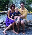 Melissa, Seth and Noah