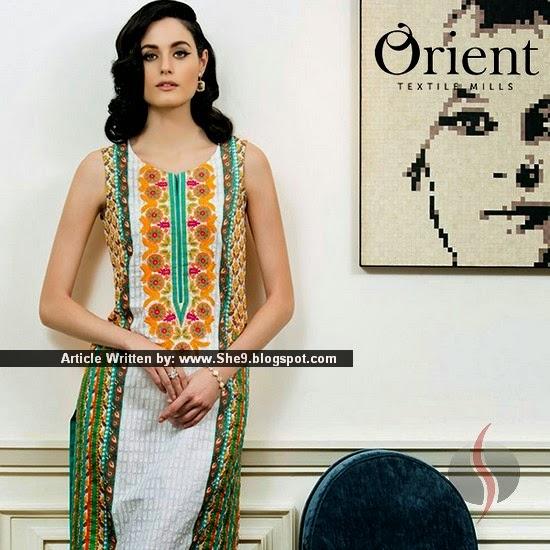 Orient Spring-Summer 2015 Magazine